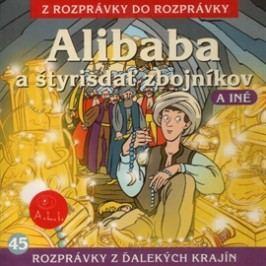 Alibaba a štyridsať zbojníkov