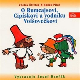 O Rumcajsovi, Cipískovi a vodníku Volšovečkovi