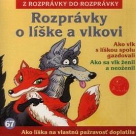 Rozprávky o líške a vlkovi