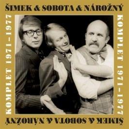 Šimek a Nárožný a Sobota - Komplet 1971-1977