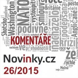Komentáře Novinky.cz 26/2015