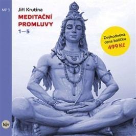 Meditační promluvy 1 - 5