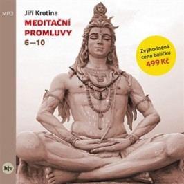 Meditační promluvy 6 - 10