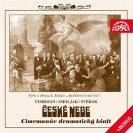 Divadlo Járy Cimrmana - České nebe