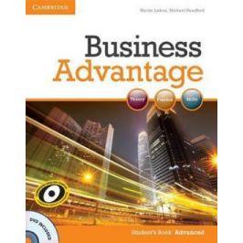 Business Advantage Advanced Students Book with DVD - Michael Handford, Martin Lisboa