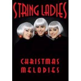 String Ladies – Christmas melodies - audiokniha