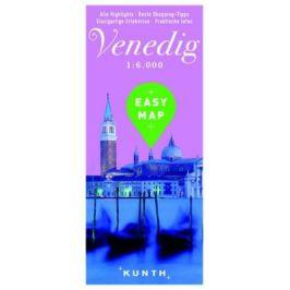 Benátky - Easy Map 1:6 000