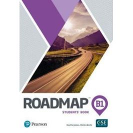 Roadmap B1 Pre-Intermediate Students´ Book with Digital Resources/Mobile App