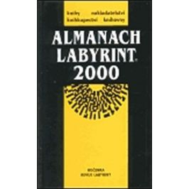 Almanach 2000 - Ročenka Revue Labyrint - neuveden