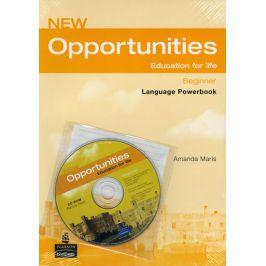 New Opportunities Beginner Language Powerbook Pack - Amanda Maris