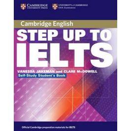 Step Up to IELTS Self-study Students Book - Vanessa Jakeman