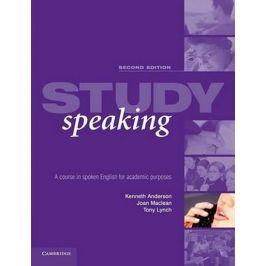 Study Speaking 2nd Edition: PB