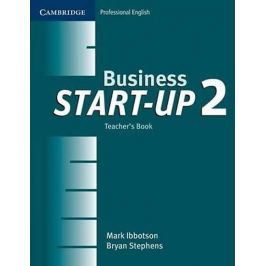 Business Start-Up 2 Teacher´s Book - Mark Ibbotson