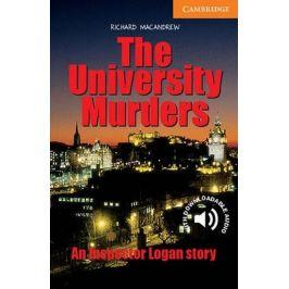 University Murders - Richard MacAndrew