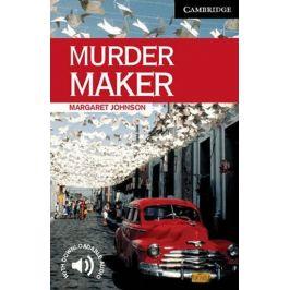 Murder Maker - Johnson Margaret