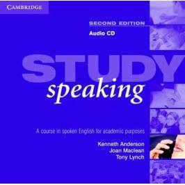 Study Speaking 2nd Edition: Audio CD - kolektiv autorů