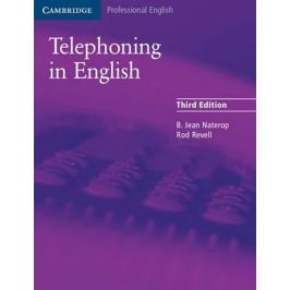 Telephoning in English: Student´s Book