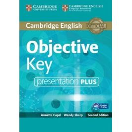 Objective Key Presentation Plus DVD-ROM - Annette Capel