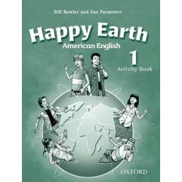 American Happy Earth 1 Activity Book