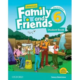 Family and Friends American English 6 Student´s book (2nd)