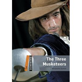 Dominoes 2 Three Musketeers with Audio Mp3 Pack (2nd)