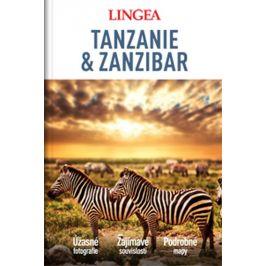 Tanzánie a Zanzibar - Velký průvodce - neuveden