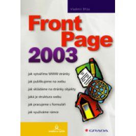 Vladimír Bříza - FrontPage 2003