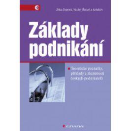 kolektiv | Václav Řehoř | Jitka Srpová - Základy podnikání