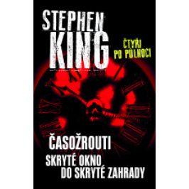 Stephen King - Časožrouti, Skryté okno do skryté zahrady